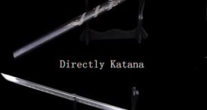 Японский-ниндзя-меч-катана-углеродистая-сталь-сувениры